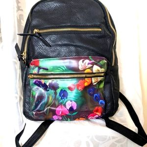 3 <$15-items for $20  TYPO Colourful small backpack purse